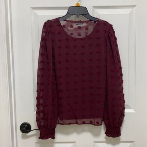 Shein Blouse size Small NWT